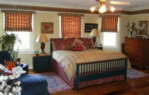 interior design Atlanta Master Bedroom Makeover